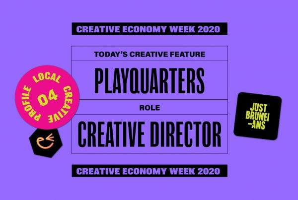 Today's Creative Feature: Playquarters   Creative Economy Week 2020